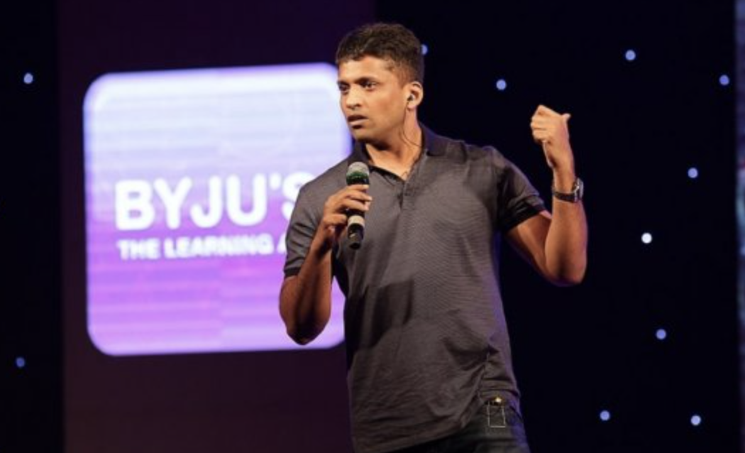 Byju, Forbes India