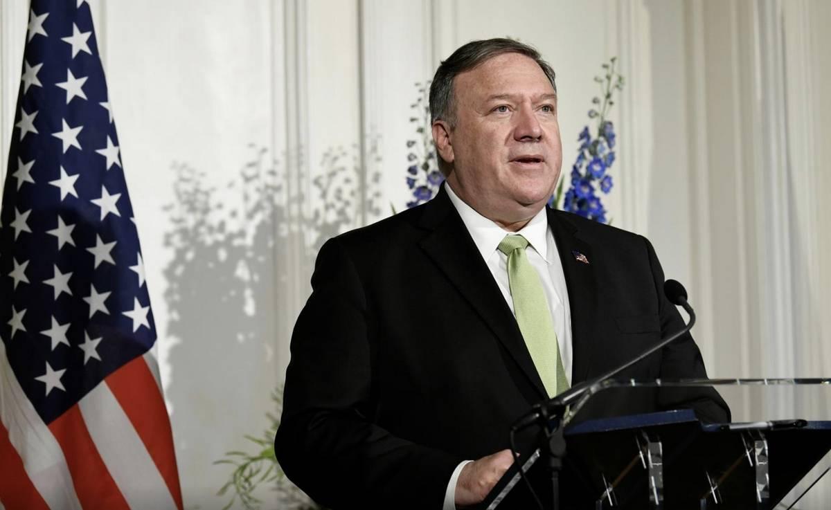 Iran, arms ban, Pompeo,  UN embargo