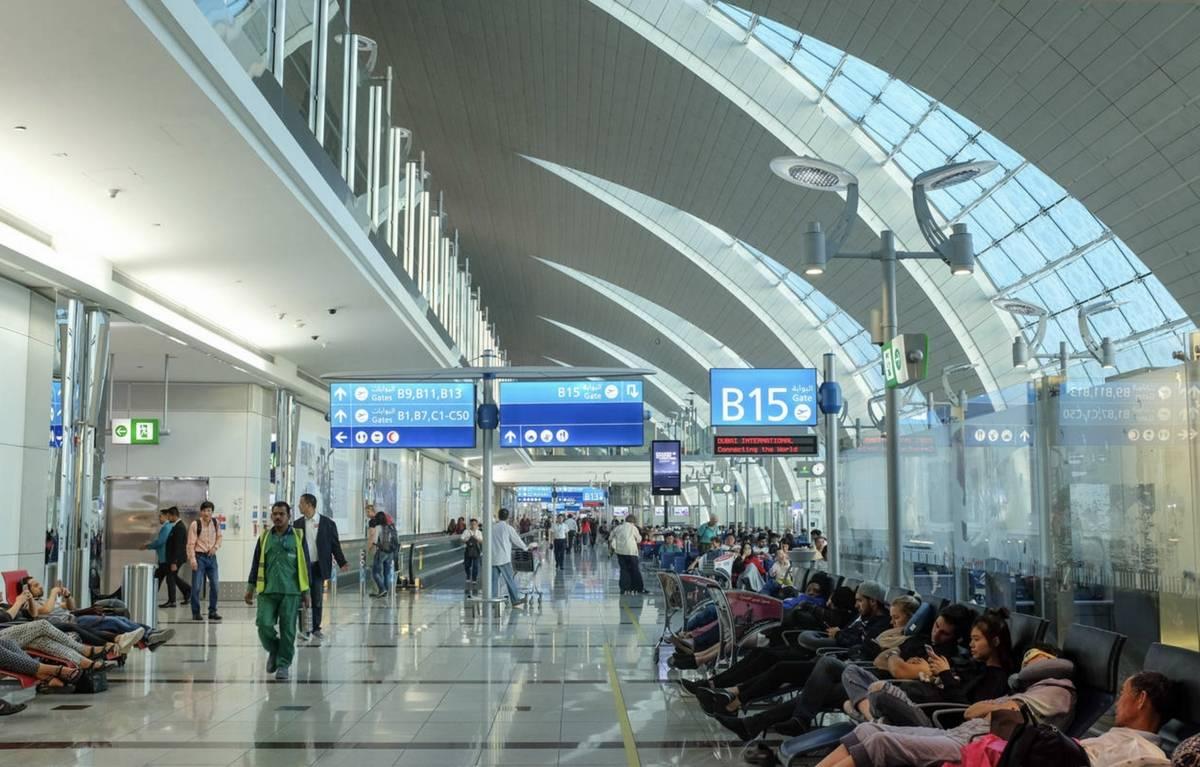 Dubai International Airport, indian, pakistanis, visit visa holders, stranded, DXB,