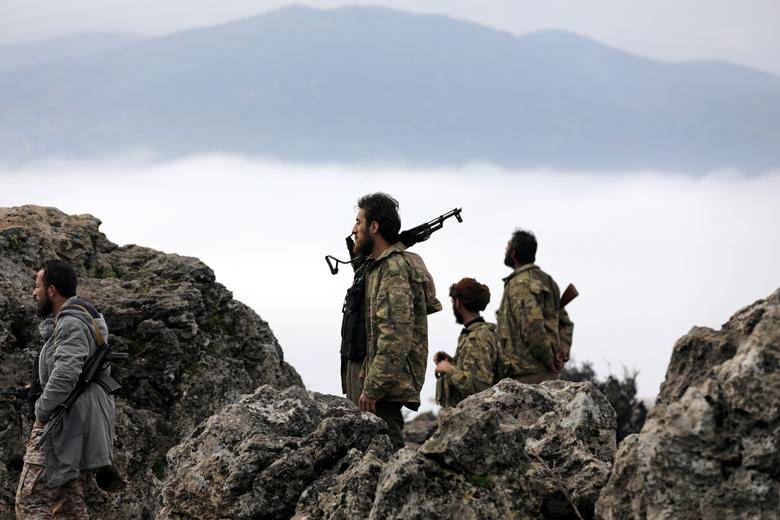 Morek, Turkey, Syria
