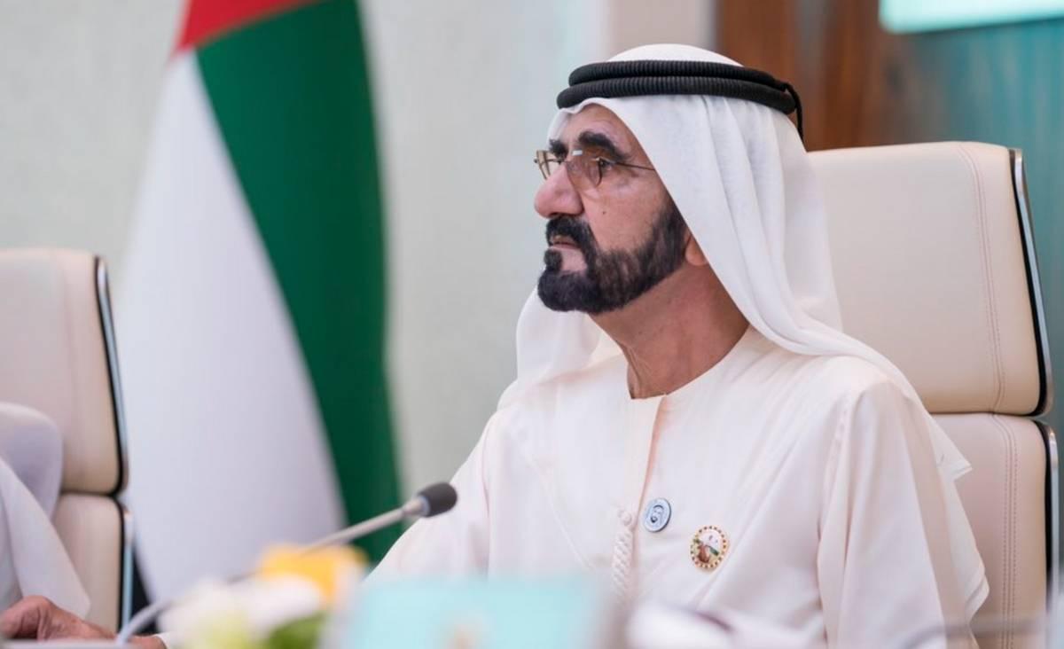 Sheikh Mohammed, UAE-Israel ties, Abraham accord