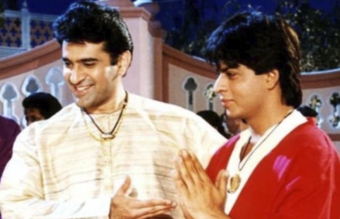 Parmeet Sethi, Shah Rukh Kha, Dilwale Dulhania Le Jayenge, Bollywood