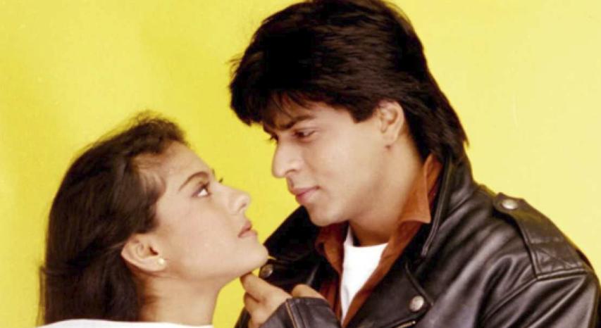 Dilwale Dulhania Le Jayenge, Twitter, Cowbell, Shah Rukh Khan, Kajol