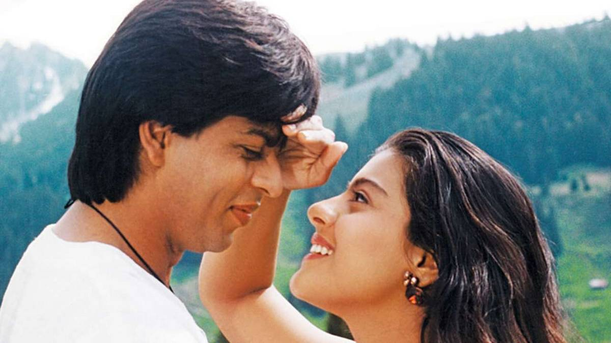 Kajol, Shah Rukh Khan, DDLJ, pictures, 25, years, anniversary, Dilwale Dulhaniya Le Jayenge