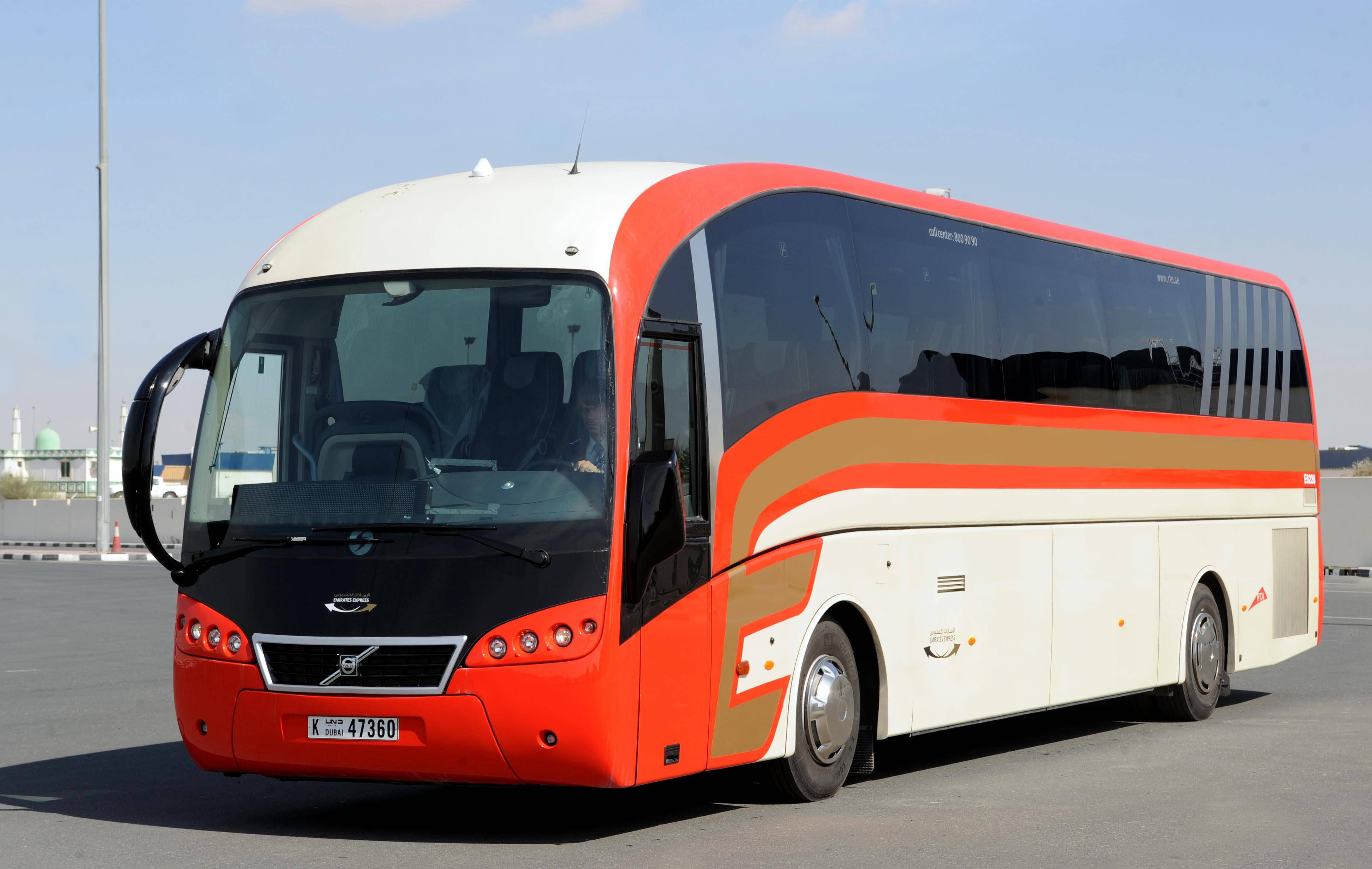 New bus route, bus lanes for Dubai-Sharjah routes launched