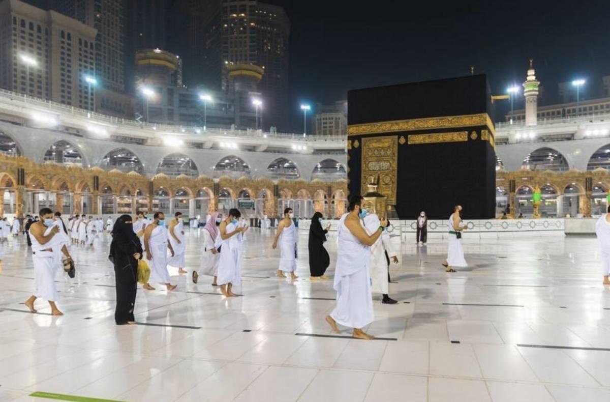 saudi arabia, umrah, foreign, pilgrims
