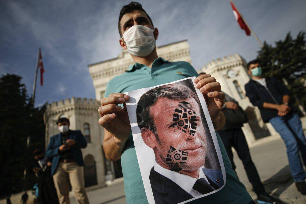 Muslims call for French goods boycott to protest Prophet Muhammad caricatures - News