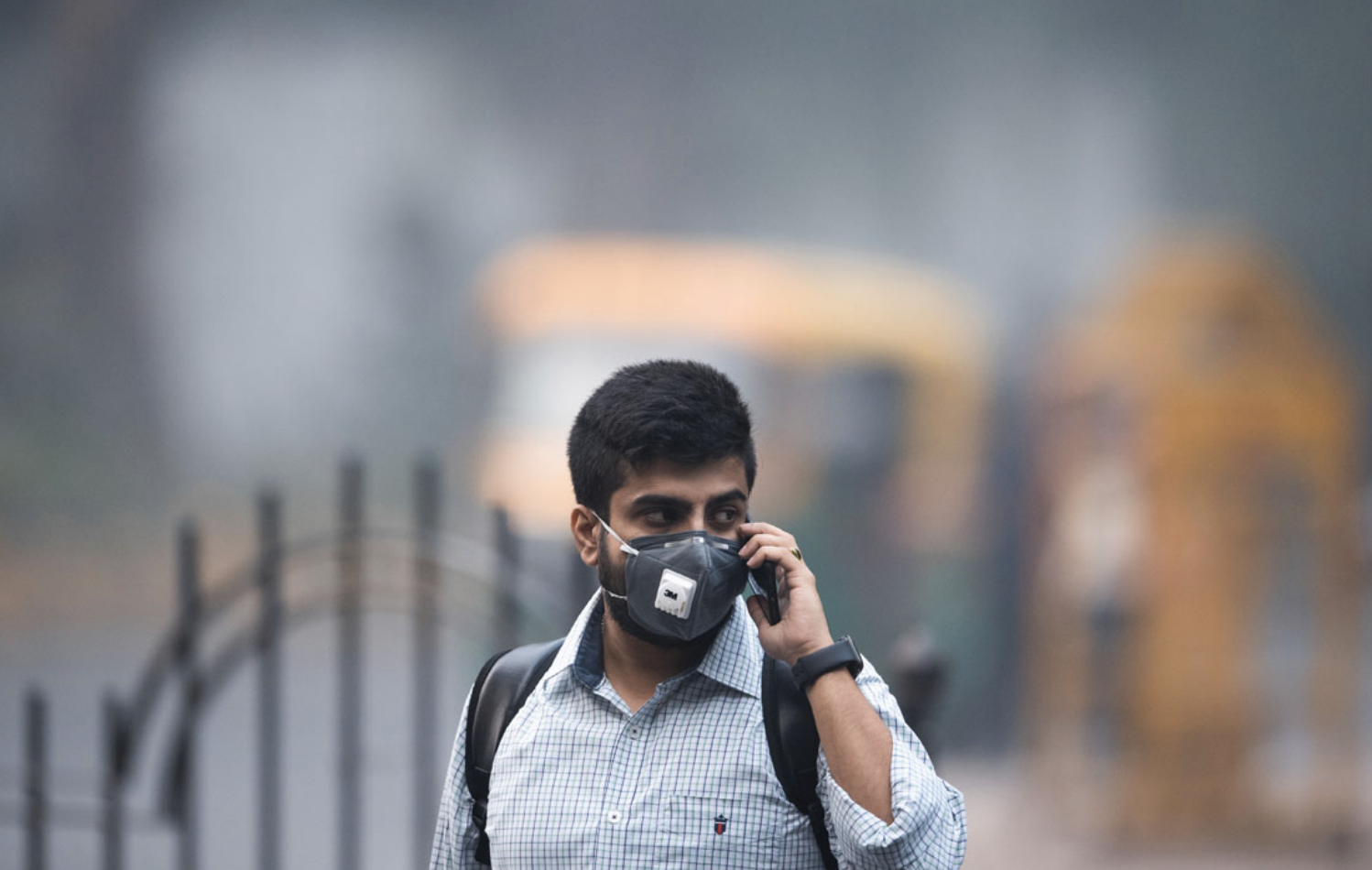 Air pollution linked to 15% of coronavirus deaths: Study - News