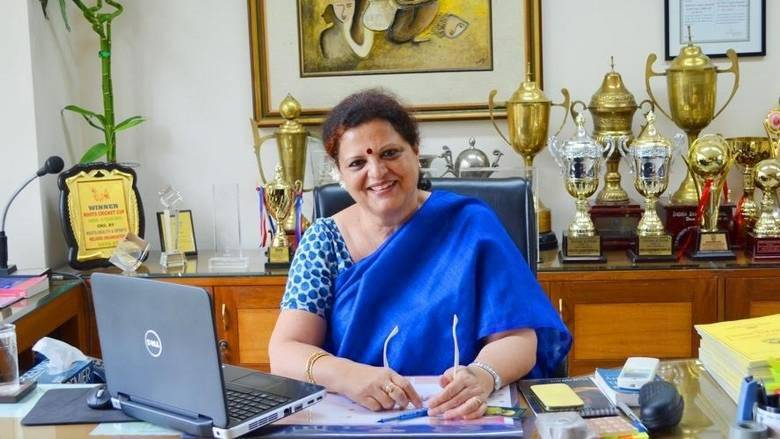 DPS Sharjah mourns the death of founding principal Abha Sehgal - News