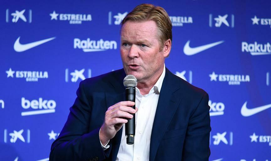 I have no problems managing Messi, says Koeman