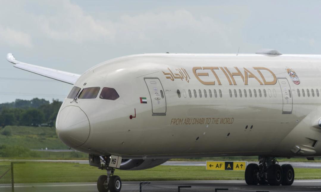 Etihad Airways launches facial biometrics test trials
