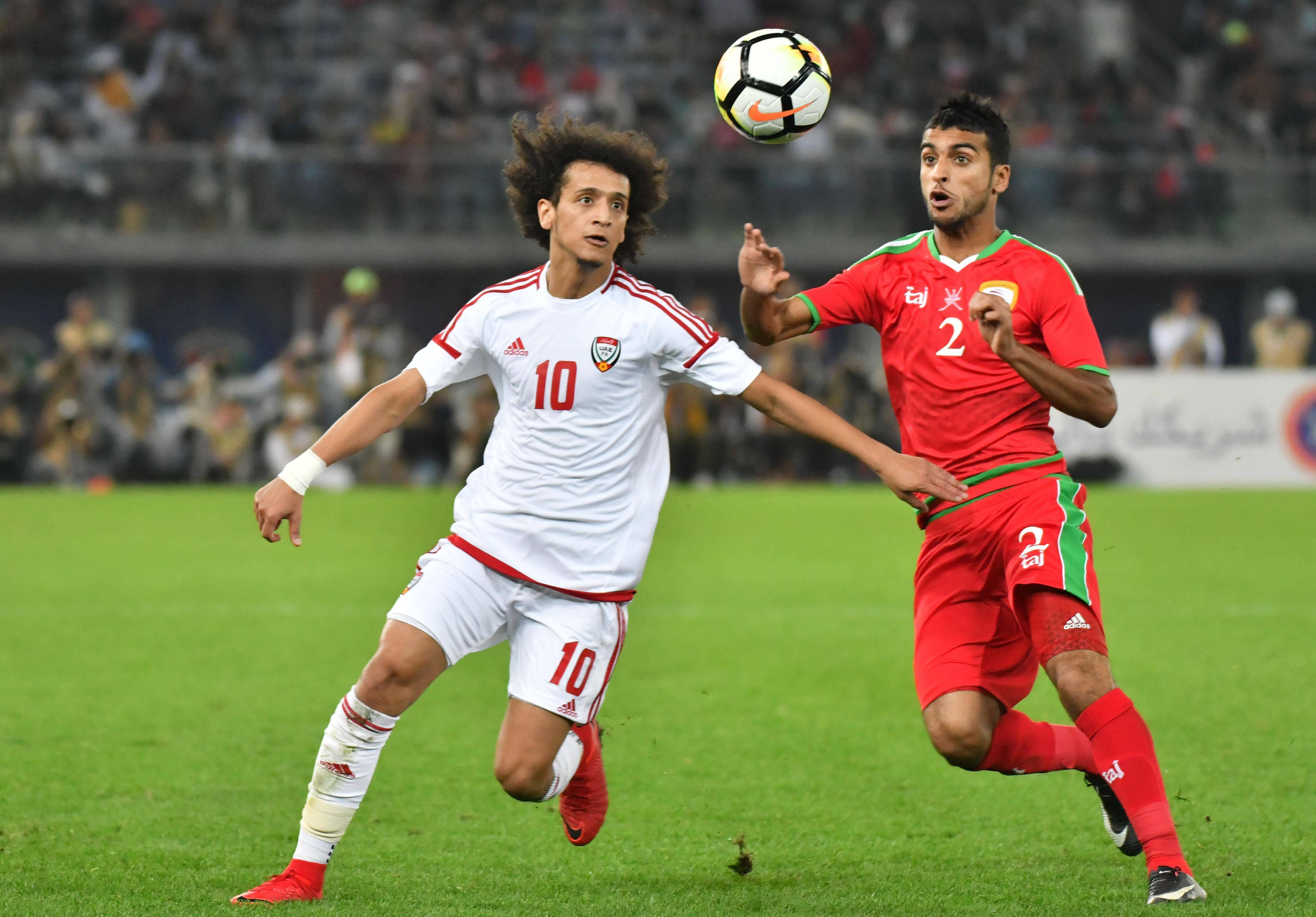 UAE to take part in 22-team Arab Cup, says Fifa