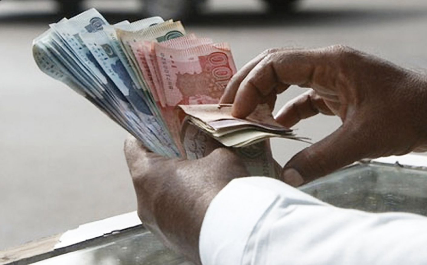 Wait-and-see for Pakistan's rupee
