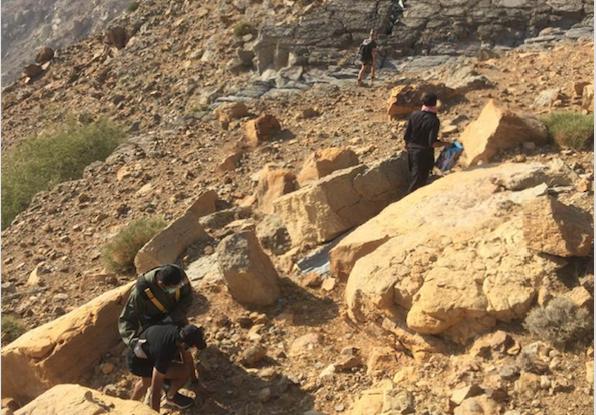 Trekker breaks leg on UAE mountain, rescued