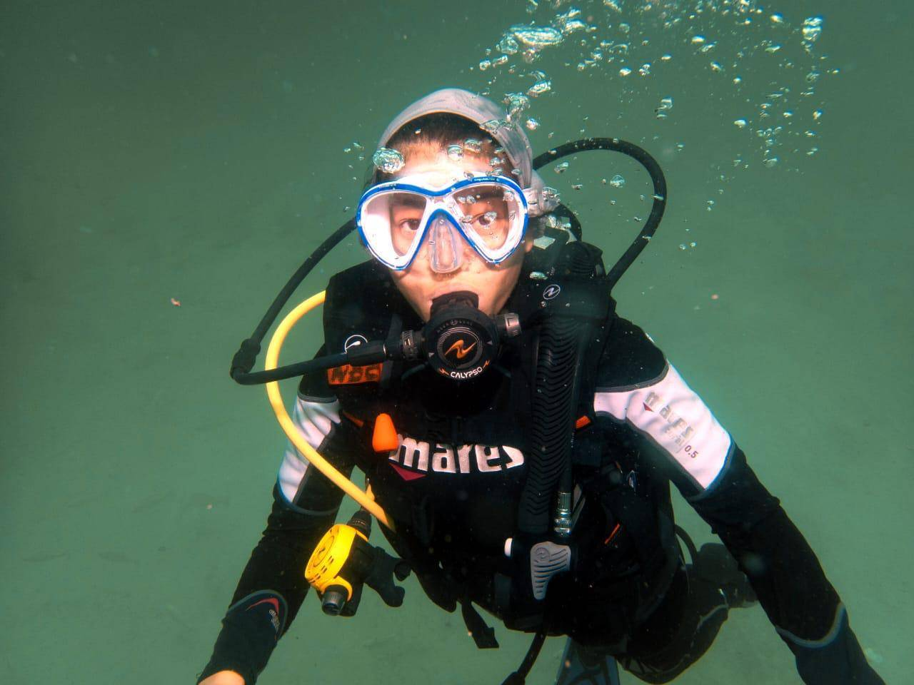 Diving means precious heritage for this proud Emirati