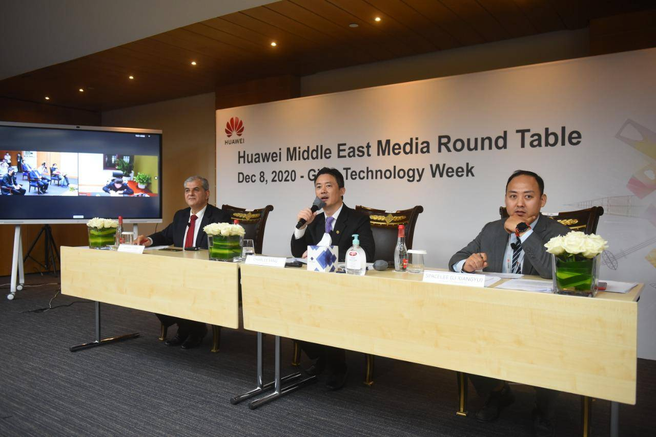 Huawei reiterates 5G, AI commitment to Middle East