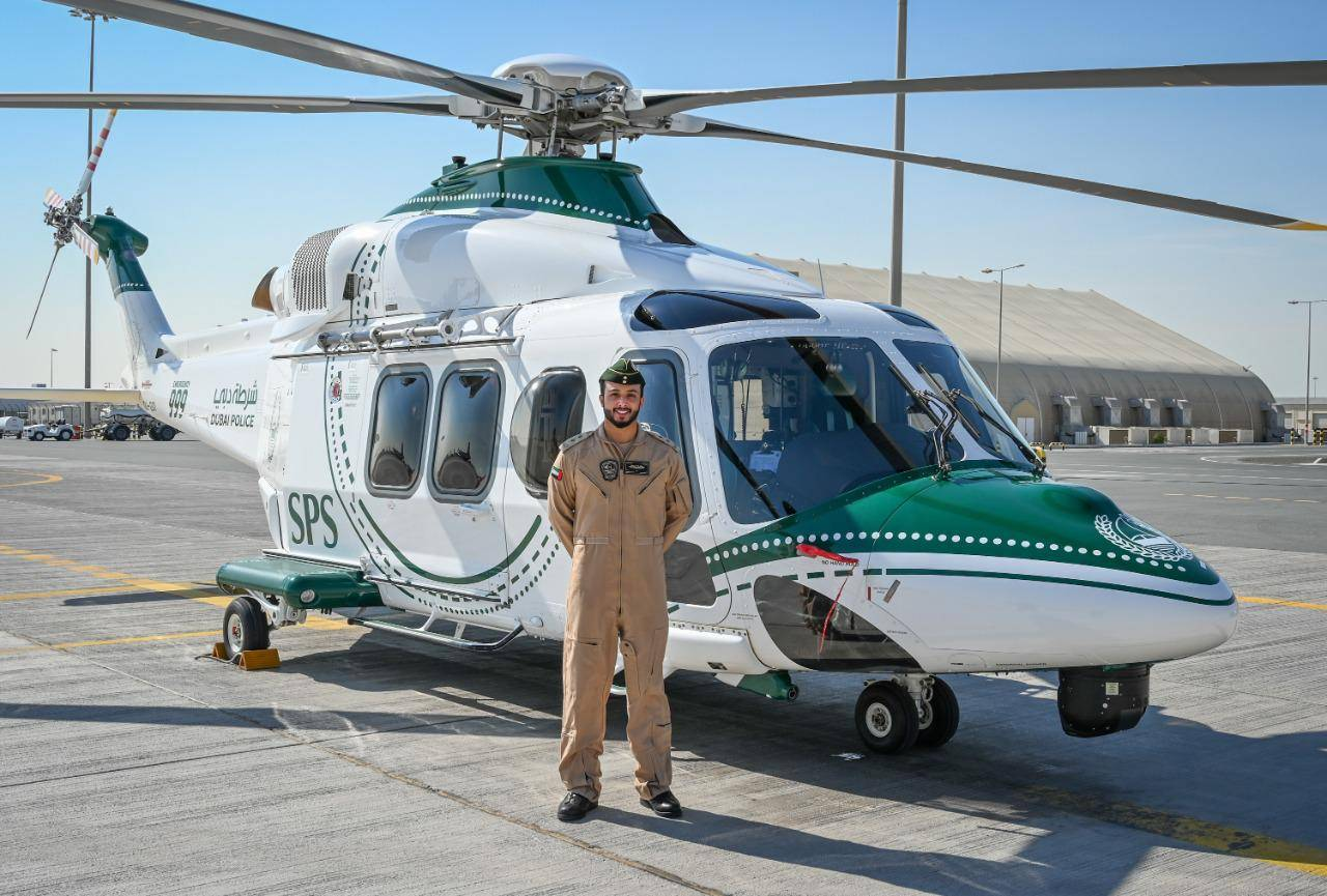 KT's exclusive access to Dubai Police Air Wing