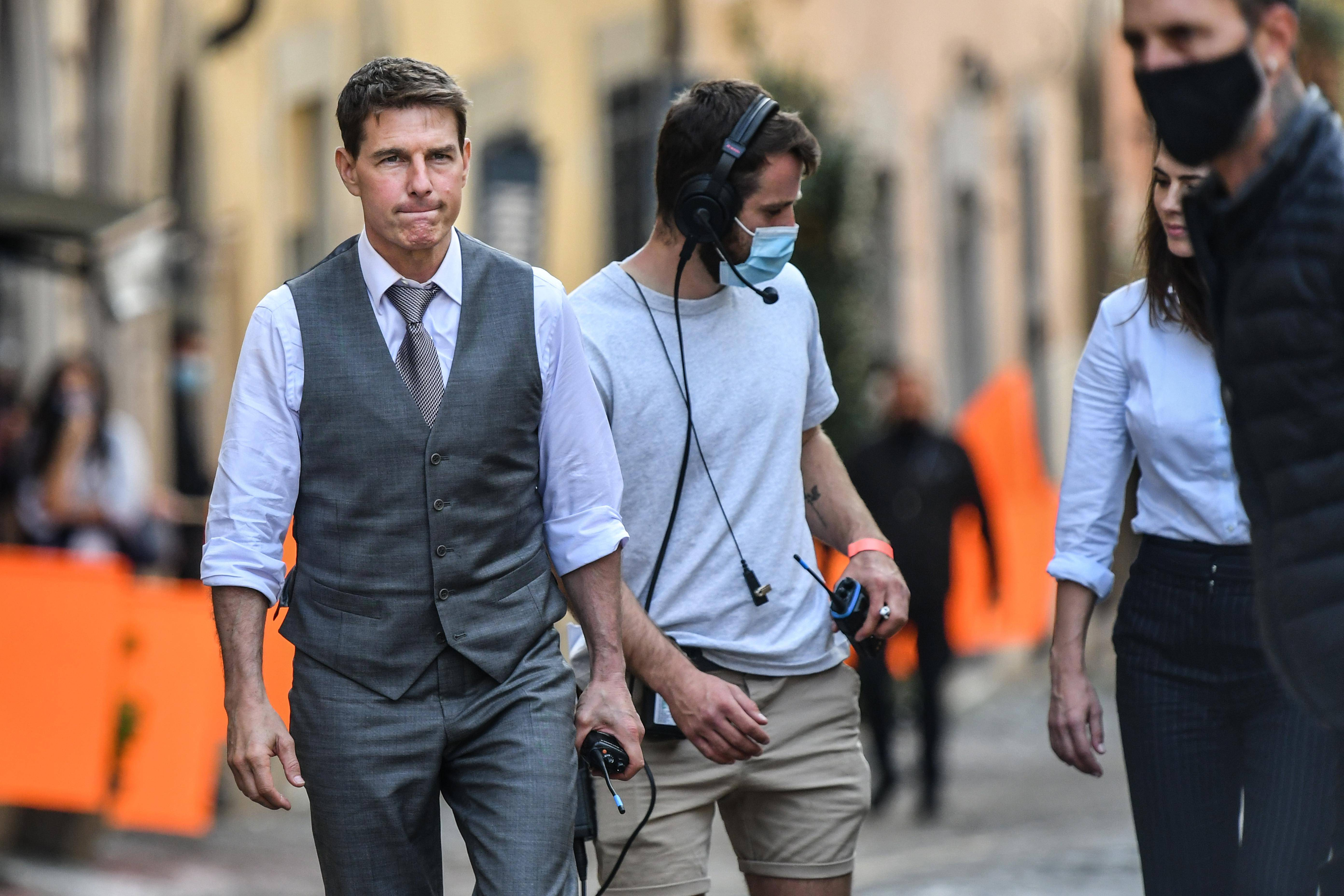 Tom Cruise to shoot in Dubai soon, buys Covid-secure robots to patrol MI set