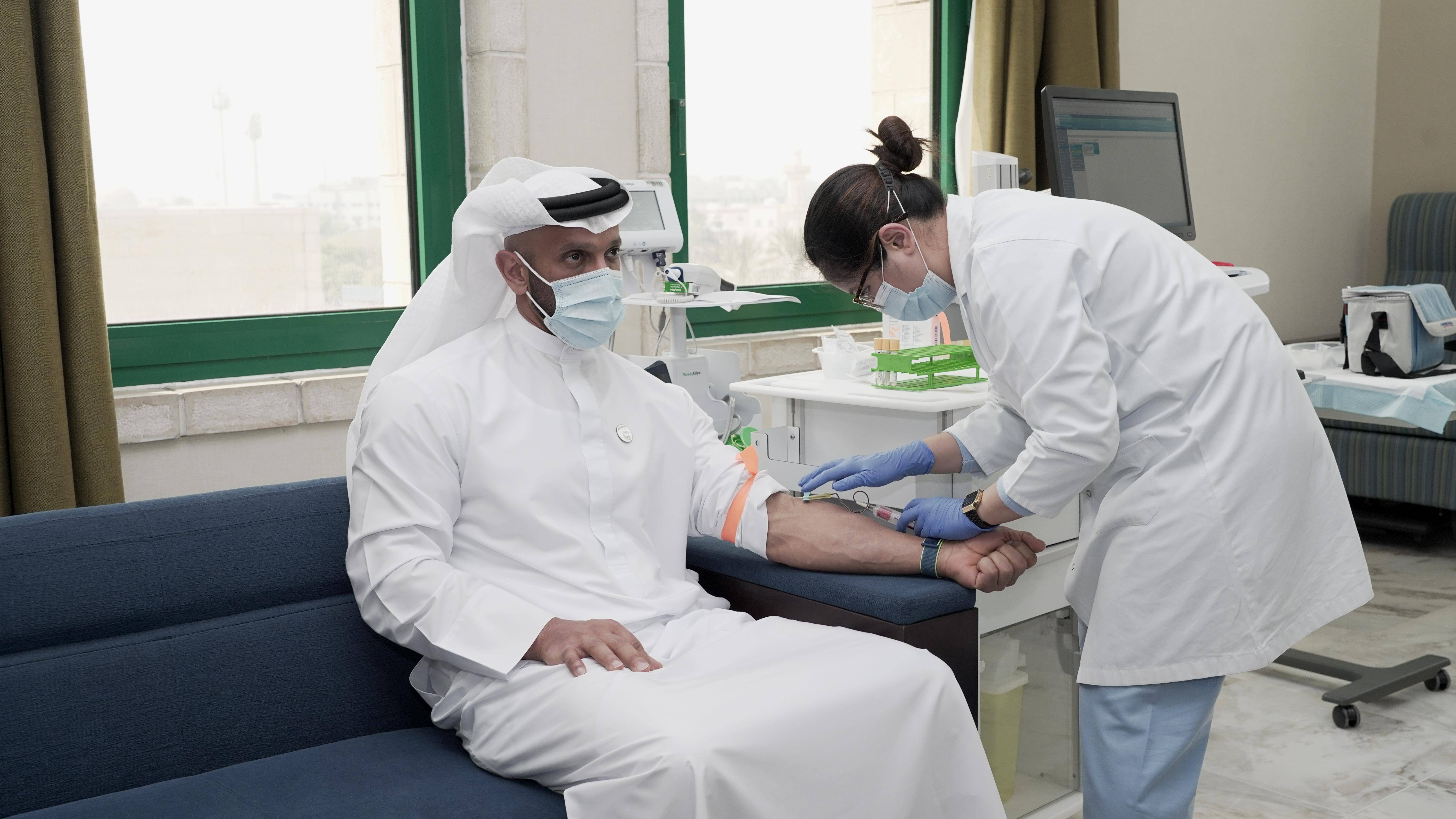 Covid vaccine: UAE tops world in daily dose distribution