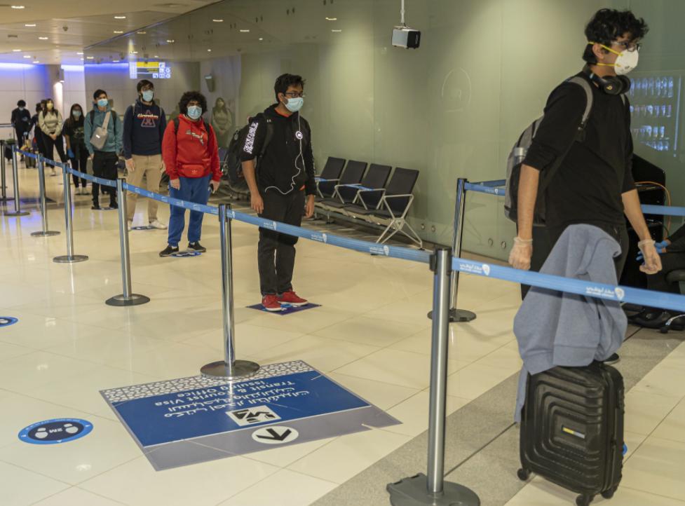 Coronavirus UAE: Abu Dhabi travel 'green list' updated