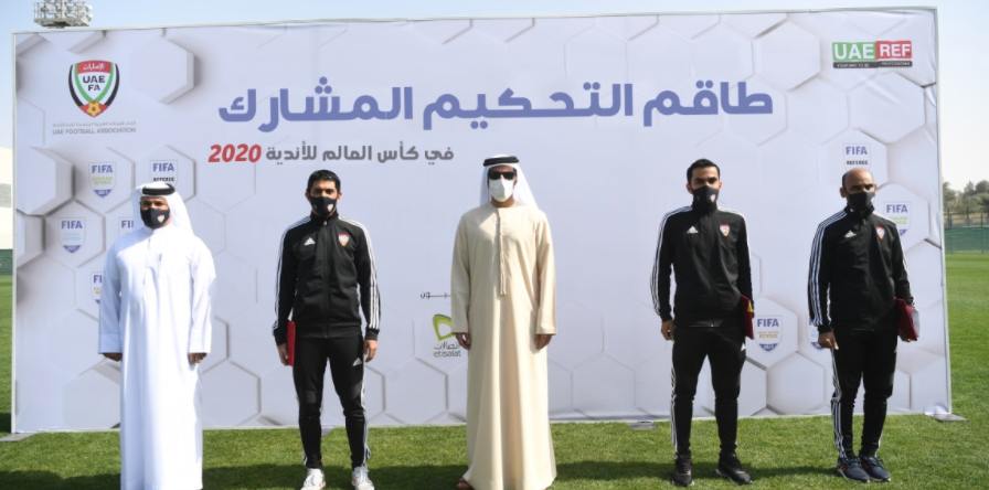 UAE-Qatar ties: Emirati referees to officiate in FIFA Club World Cup