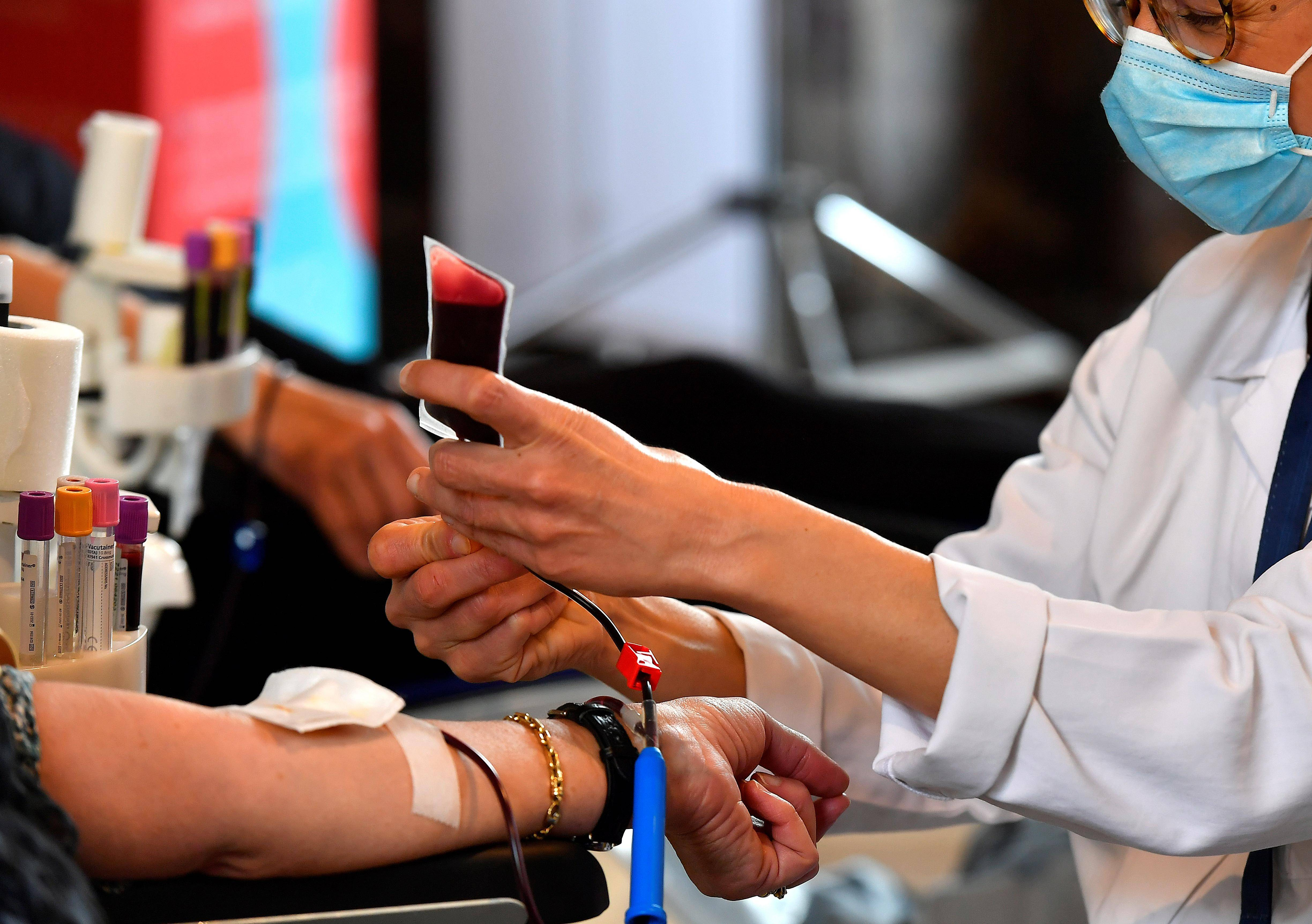 Blood donations vital during pandemic, UAE doctors say