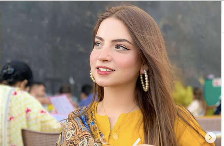 Dananeer Mobeen is having the 'pawri' (party) of her life - Khaleej Times