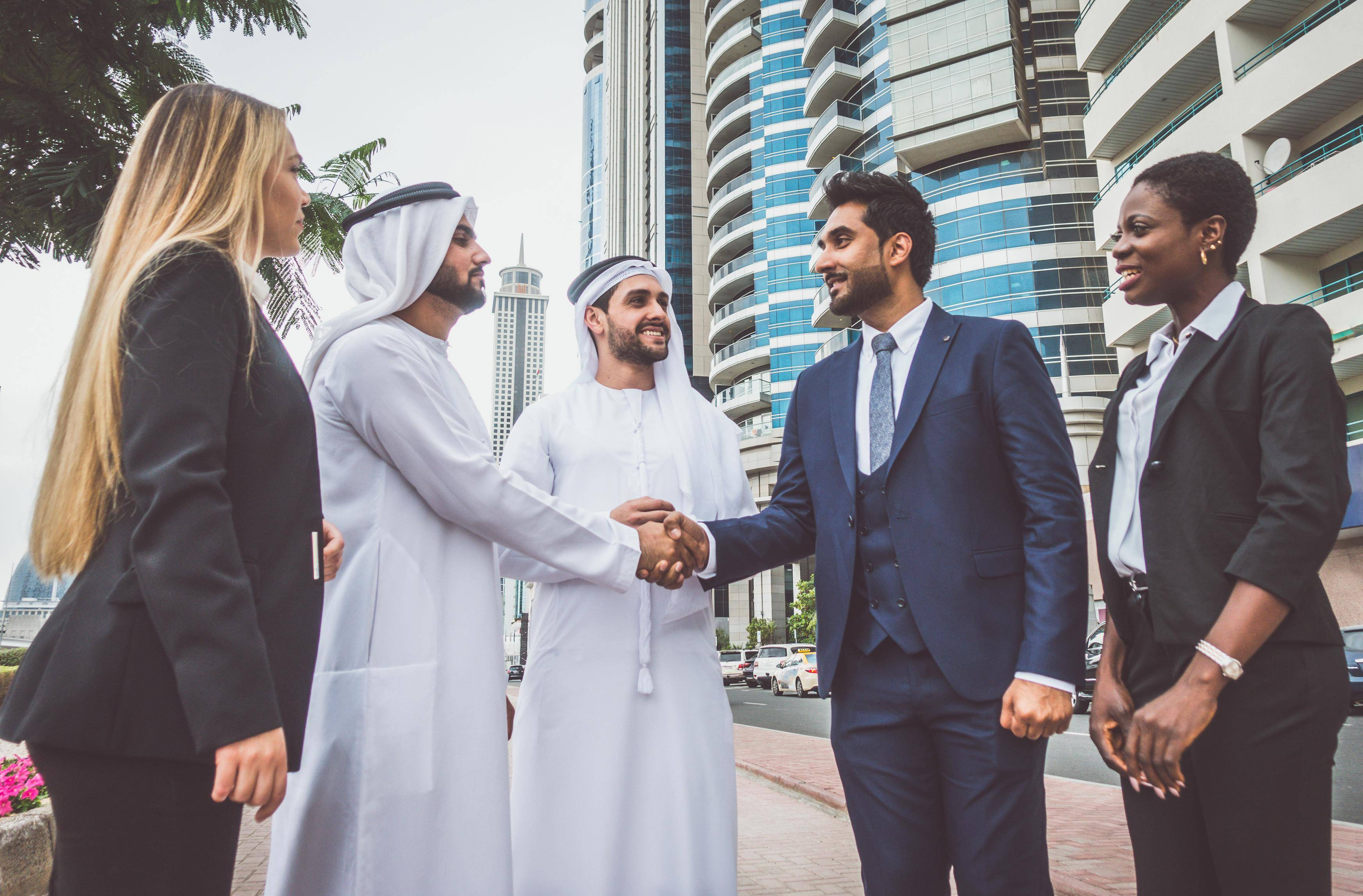 Surge in Mideast M&A activity bucks global trends in 2020
