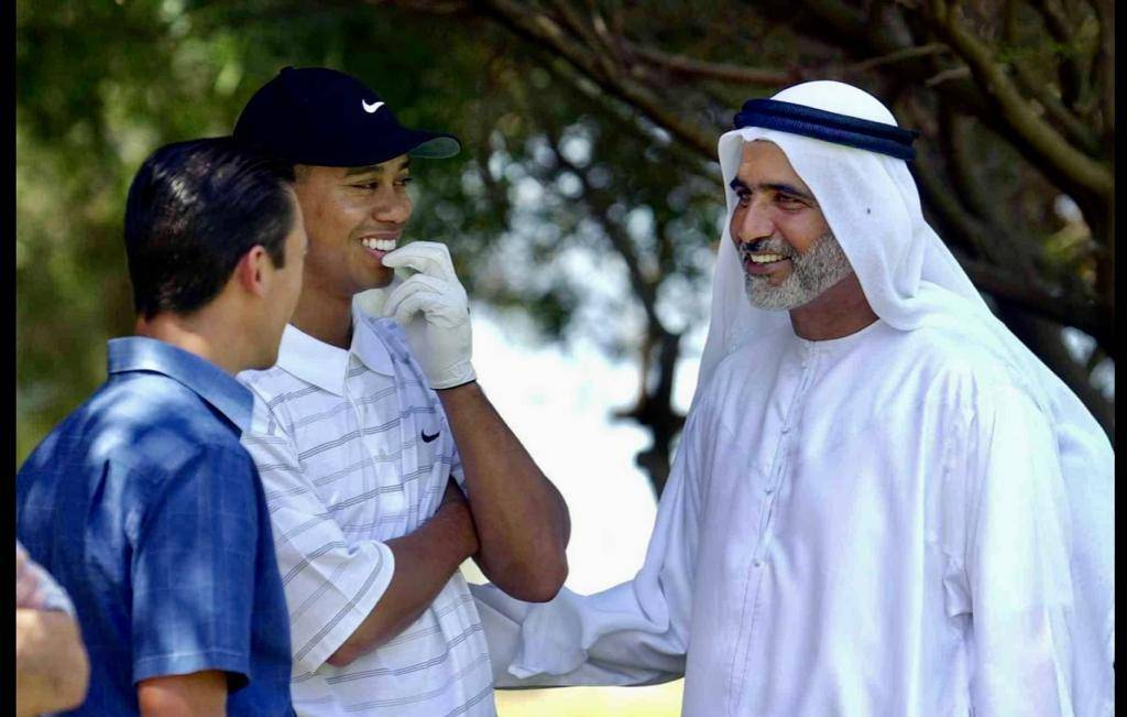 Exclusive: Tiger will not give up, says UAE golf icon Ismail Sharif