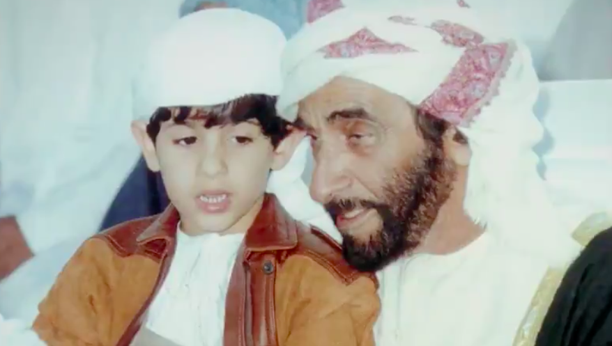 Video: When Sheikh Zayed said, 'Support the youth, whatever it takes'