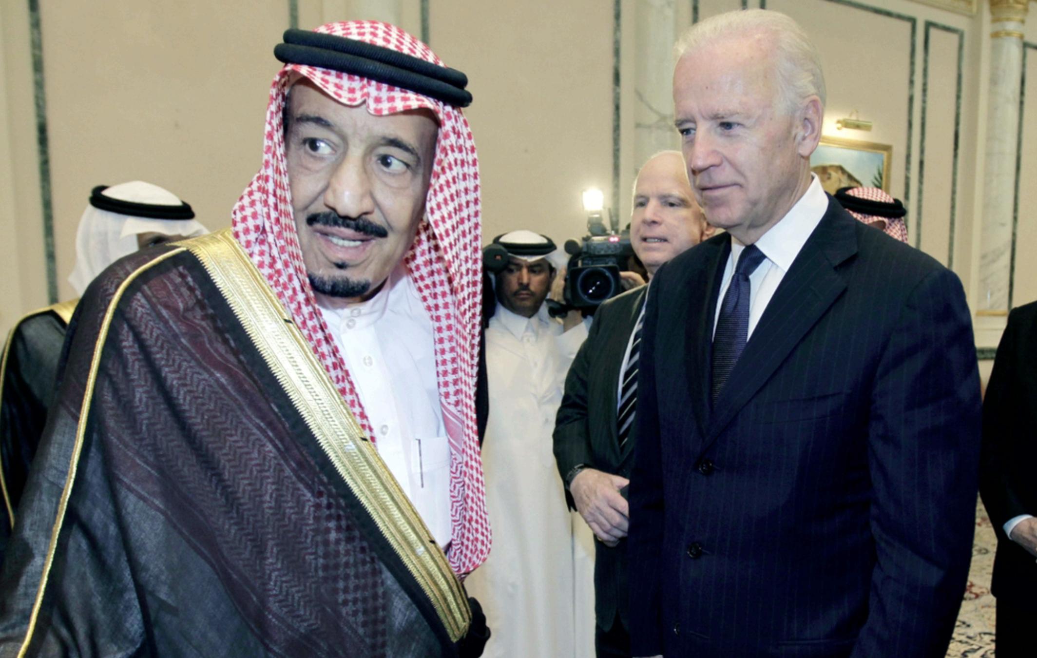 King Salman, Biden discuss Iran, Yemen issues