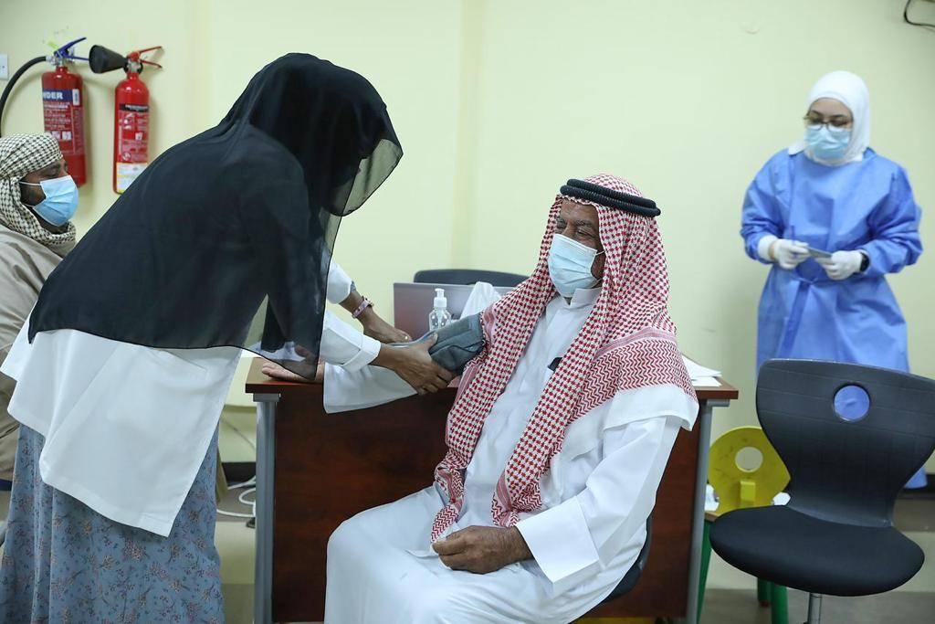 UAE Covid cases decrease 22% as vaccination drive peaks