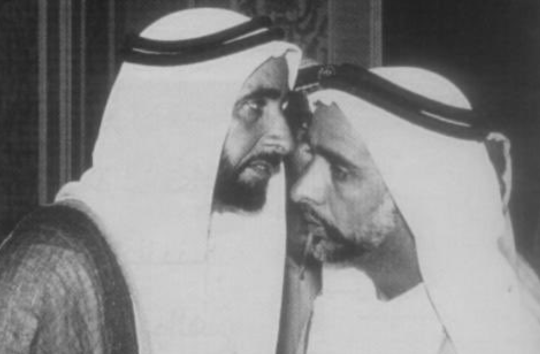 Sheikh Zayed's first private secretary dies
