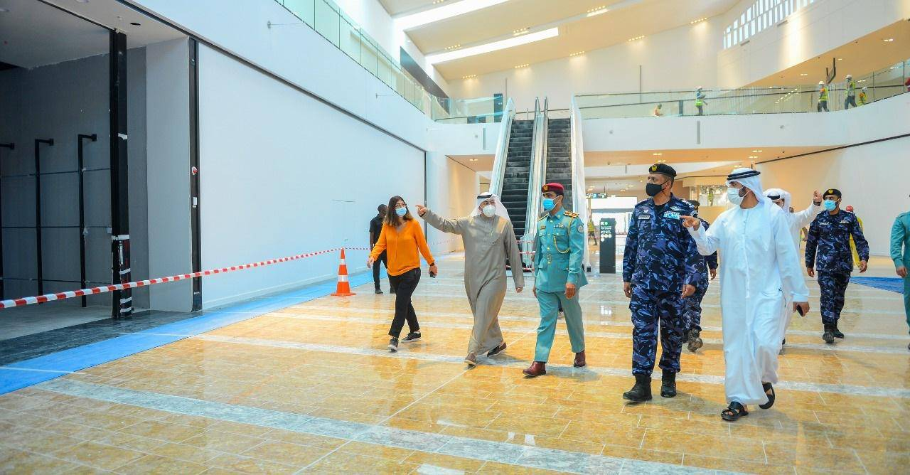Sharjah mall to open this month with strict Covid safety rules