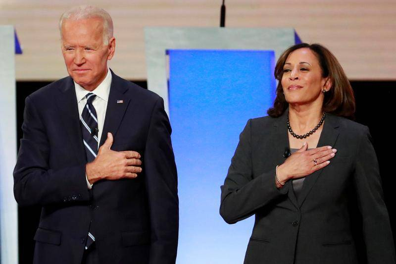 Indian-Americans taking over the US, says Biden