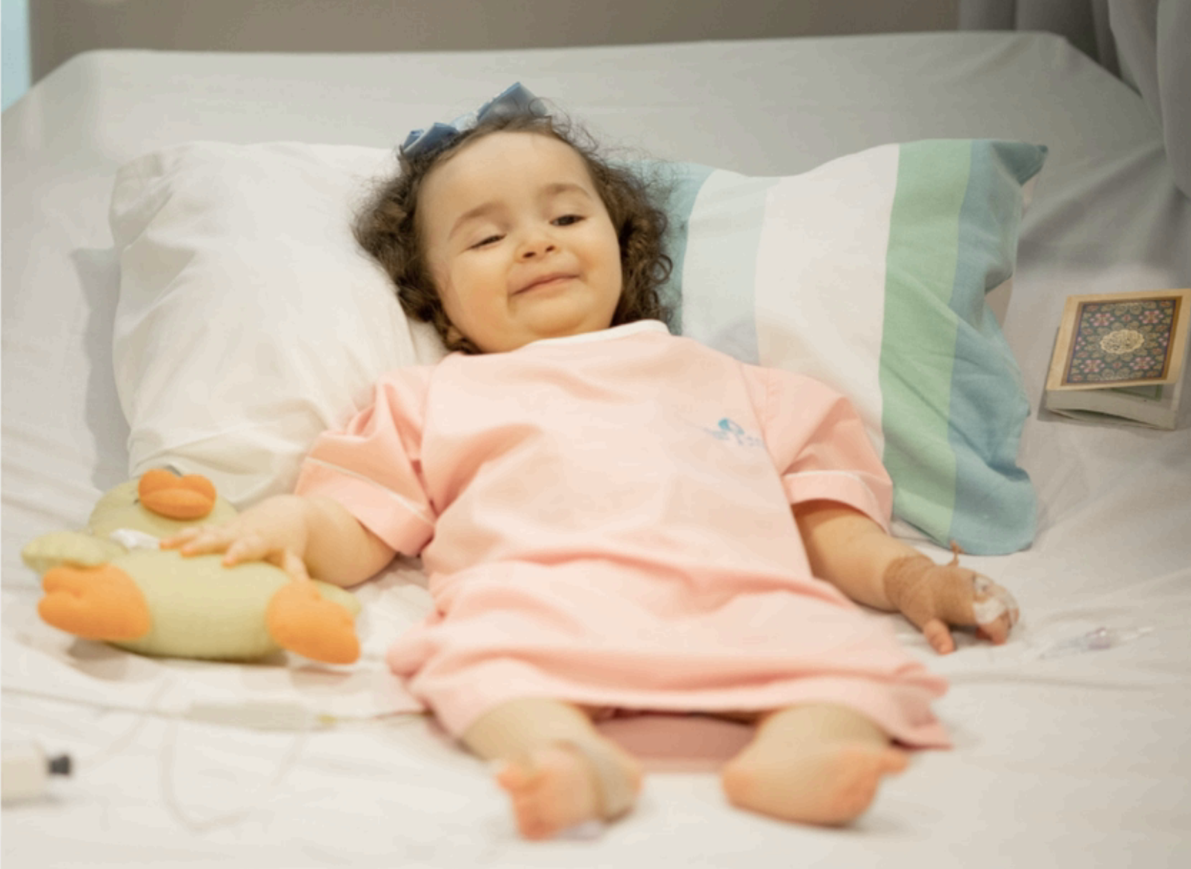 UAE: Sheikh Mohammed's Dh8m help saves Iraqi baby's life