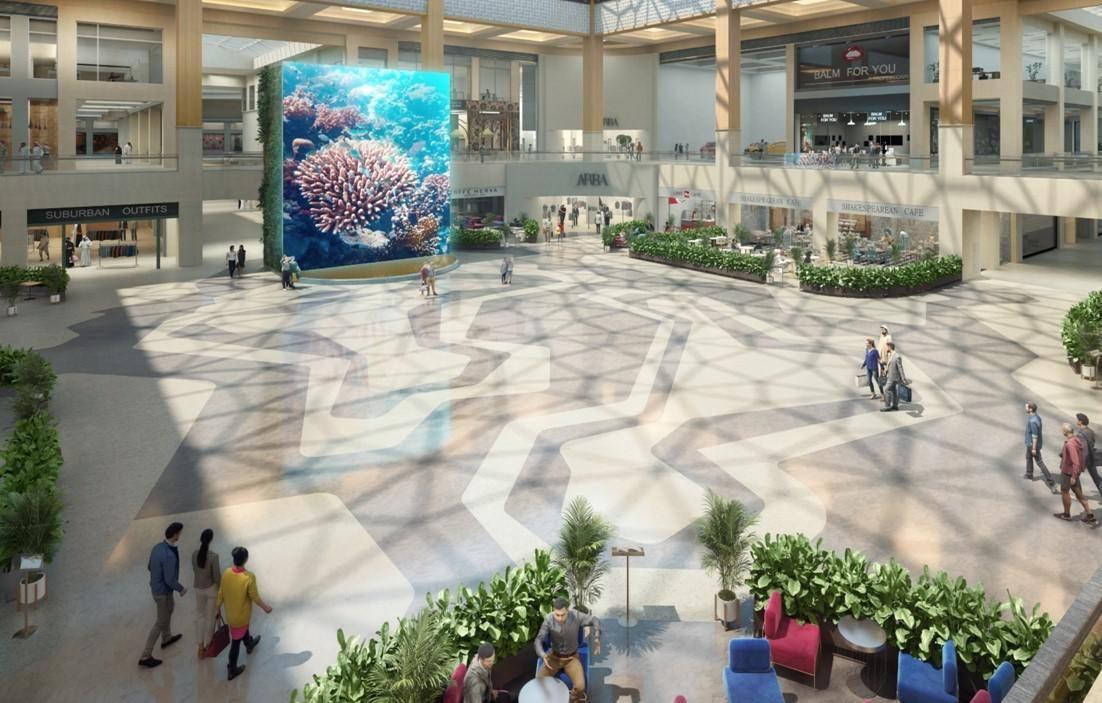 Aldar announces Dh500 million redevelopment plan for Yas Mall
