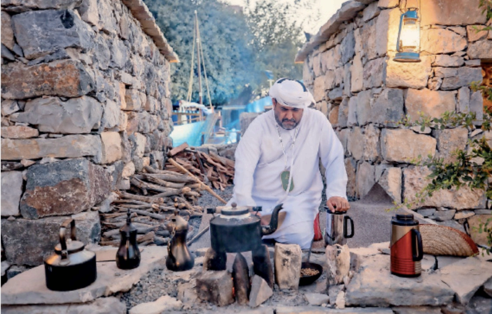 It's impossible to ignore the call of UAE mountains