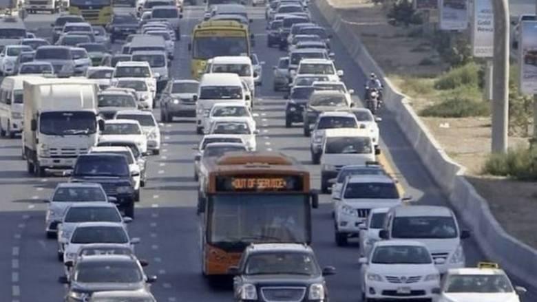 UAE traffic alert: Accident causes tailbacks on Dubai road - News   Khaleej  Times