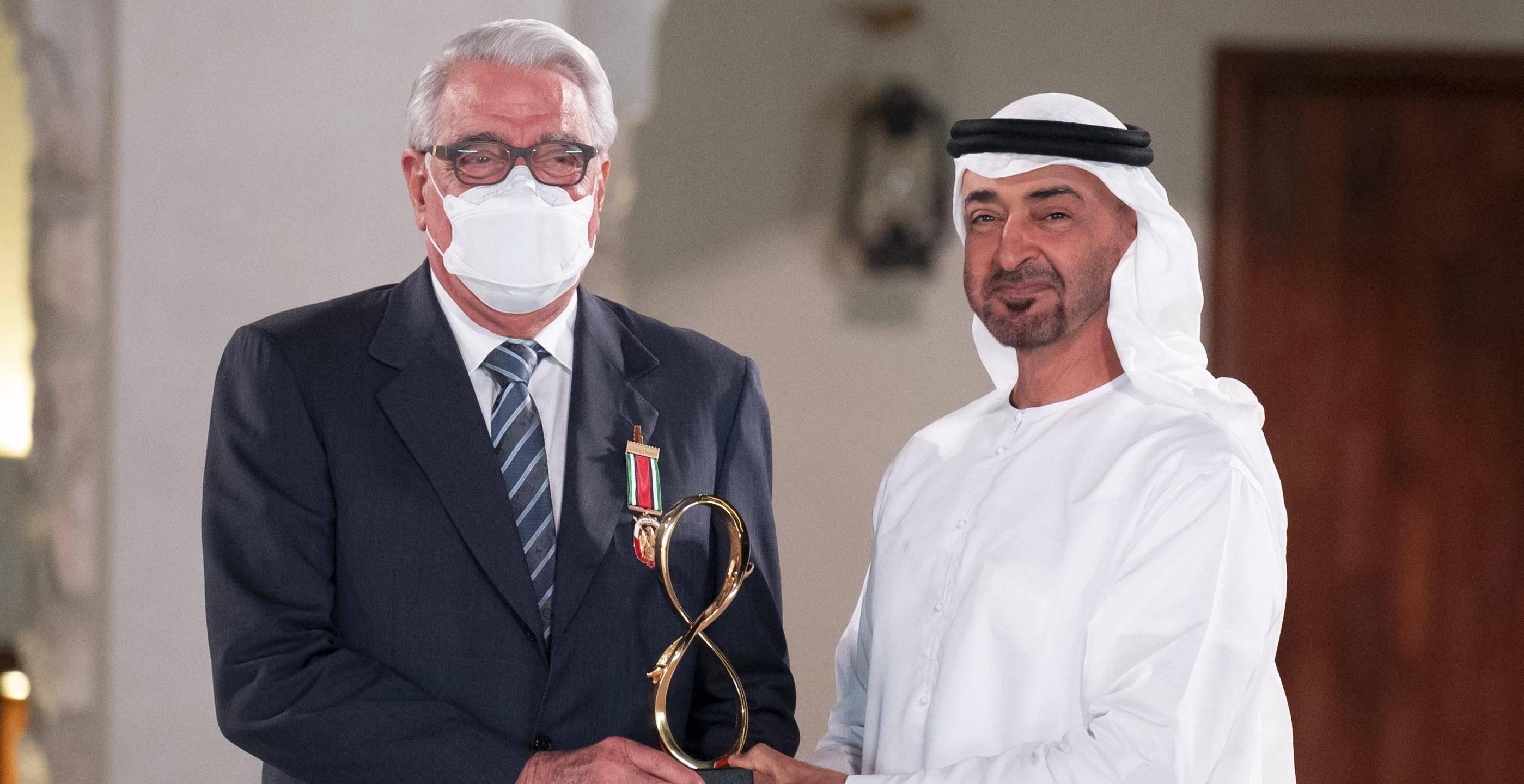 Newspapers called me a 'magician', says Abu Dhabi award-winning doctor - News