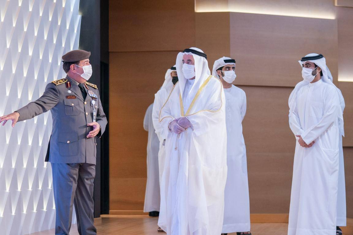 Photos: Sharjah Ruler inaugurates new GDRFA building