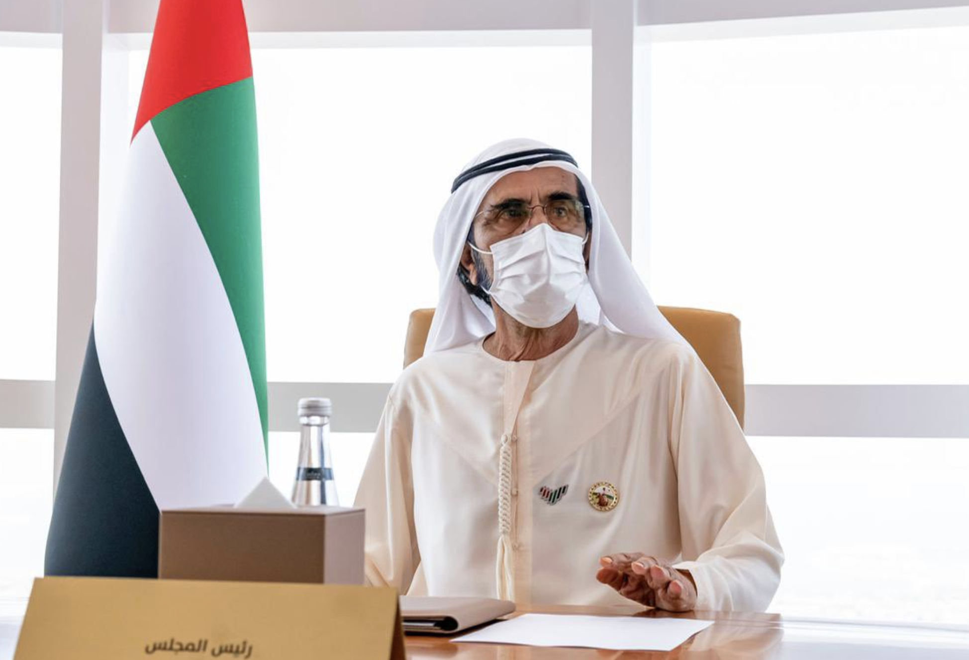 UAE ready for Expo 2020: Sheikh Mohammed