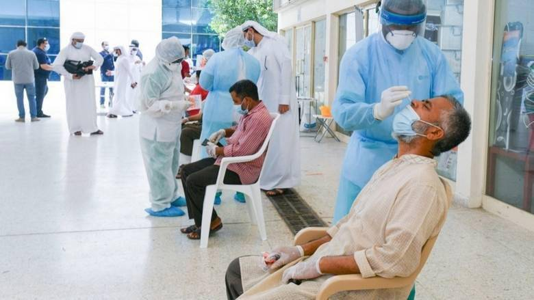 UAE: April records lowest Covid cases this year so far