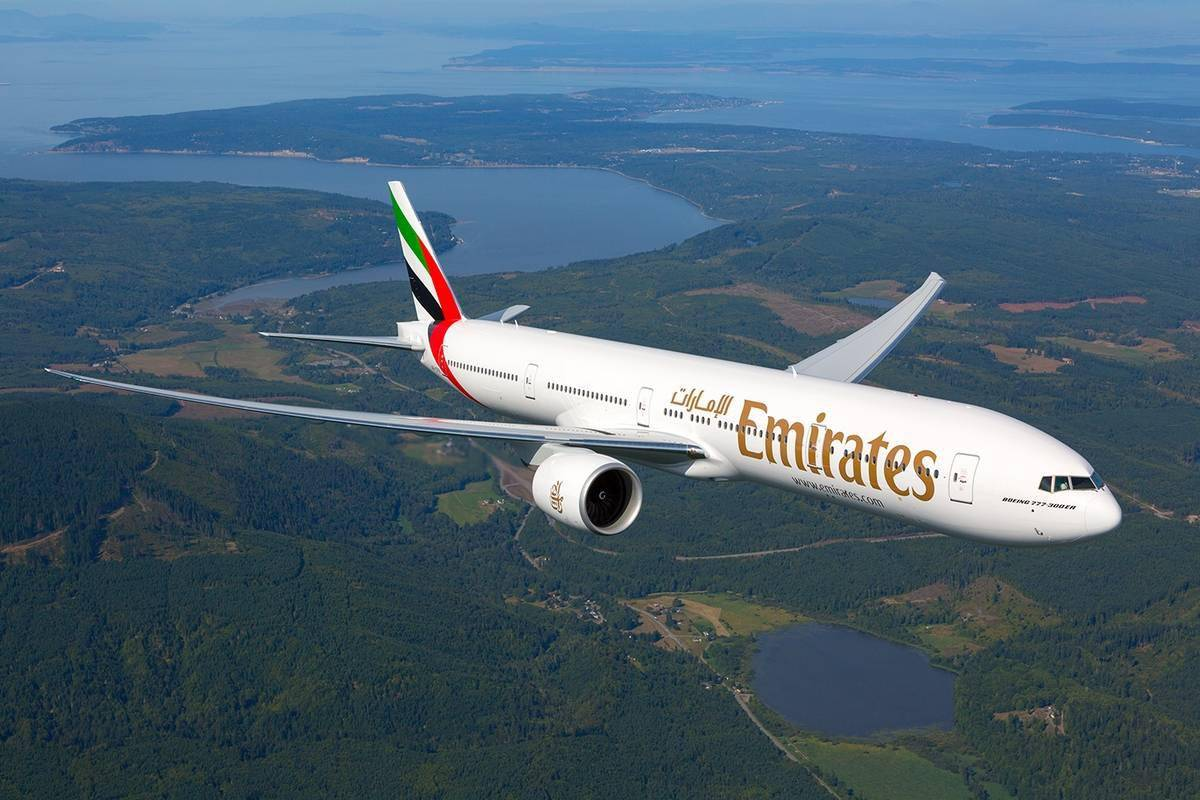 Emirates suspends flights to Johannesburg