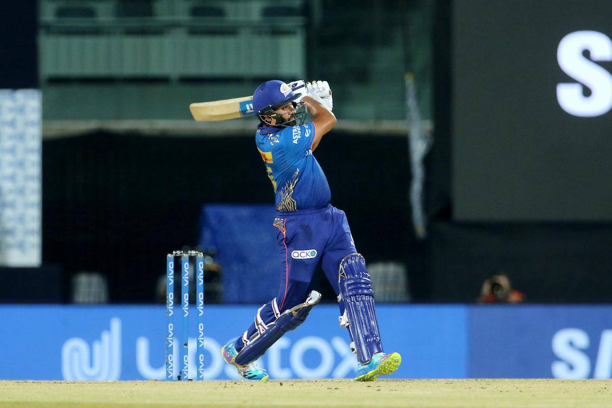 IPL 2021: Rohit Sharma leapfrogs MS Dhoni to record most sixes by Indian -  News   Khaleej Times