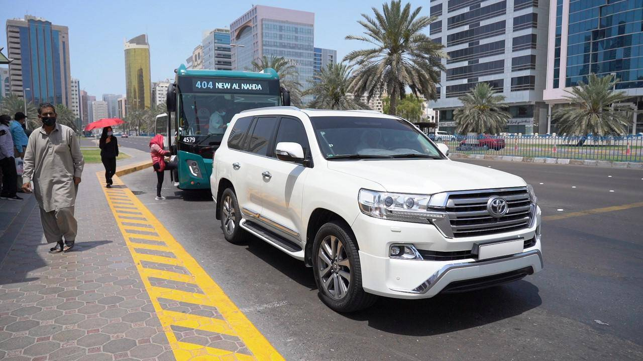 UAE: Dh2,000 fine for parking your vehicle at bus stops