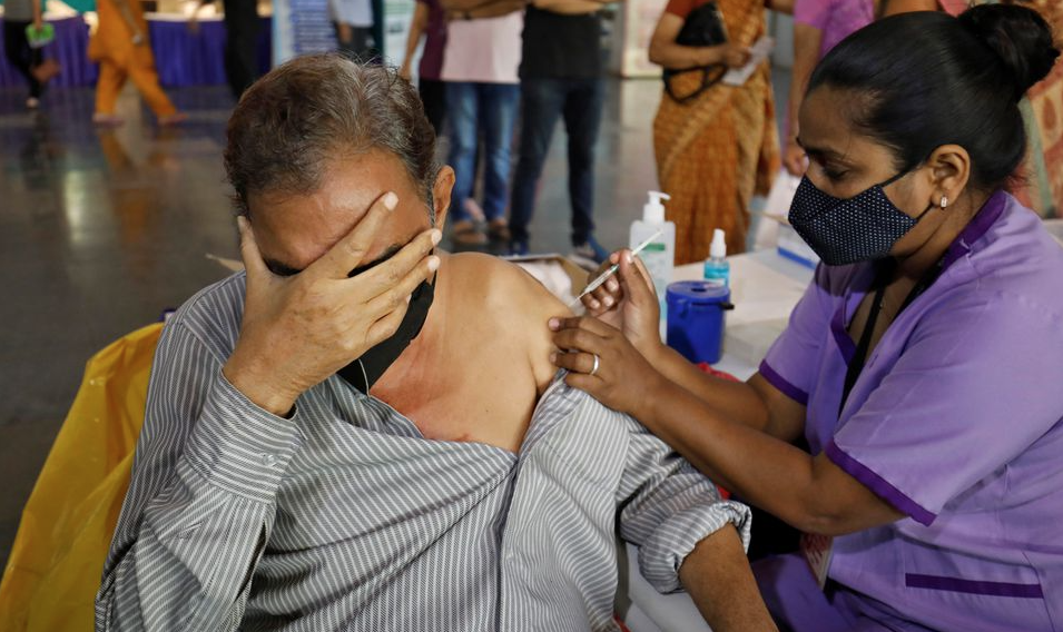 Covid-19: Over 4.4m vaccine doses wasted in India