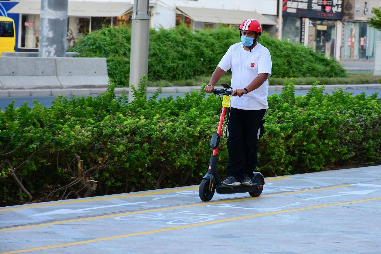 Dubai: Why are E-scooters becoming so popular?