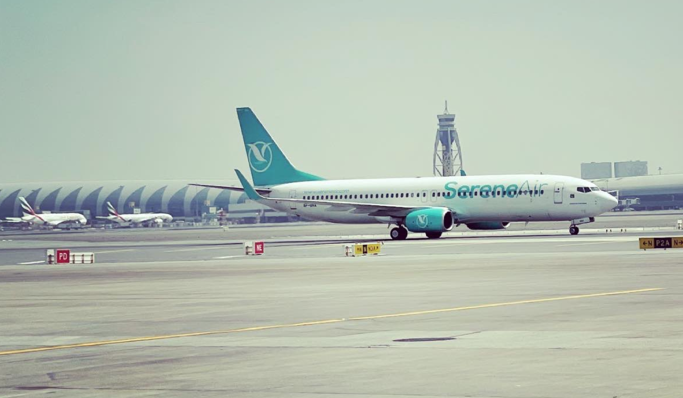 Pakistan's Serene Air starts Dubai-Lahore service