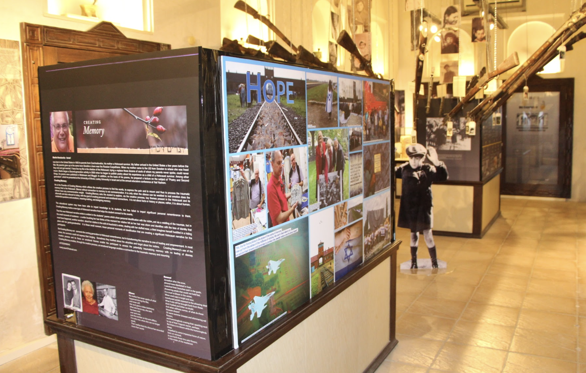 Holocaust memorial exhibition opens in Dubai - News   Khaleej Times
